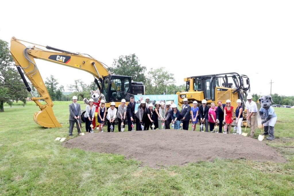 Kansas City Campus for ANimal Care Breaks Ground Swope Park
